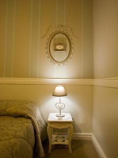 particolare  stanza da letto