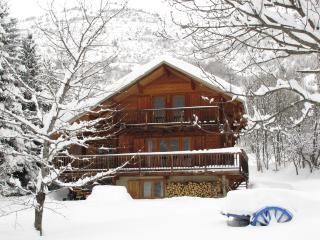 chalet de luxe 4ch Serre-Chevalier-vallée