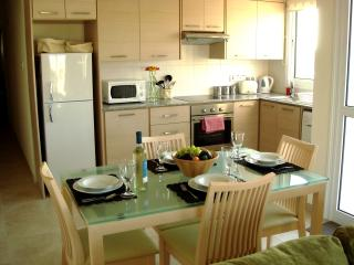 Paralimni (Cyprus) Holiday Apartment with Shared Pool (near Kaparis / Protaras)