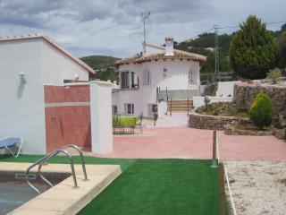 Casa Serrano, Lliber