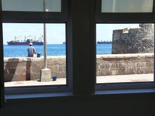 'THE BLUE HOUSE' AND ITS PATIO, Las Palmas de Gran Canaria