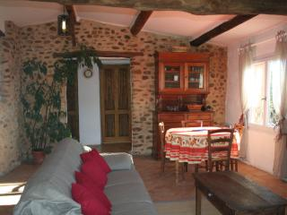 Gite du Couchant, living-room