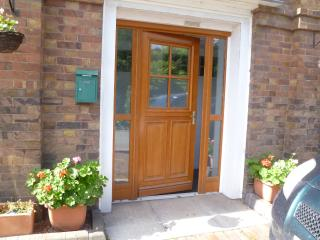 Entrance to Jackfield Old School