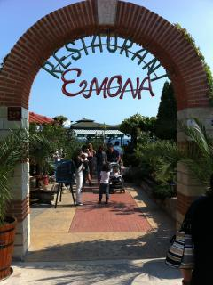 Emona Restaurant at Nessebar