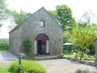Kerhotten Cottages - Granary Cottage. Family Gite