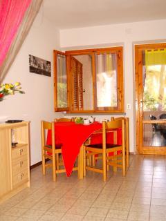Soggiorno/pranzo - Living /dining room