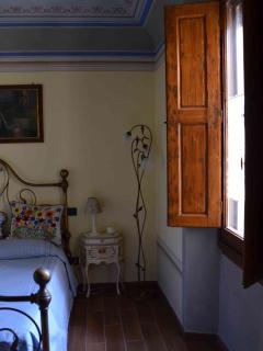 lato destro del letto