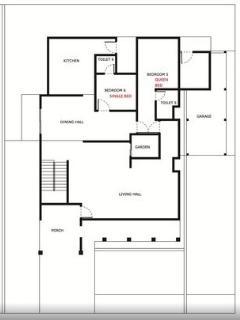 Ground Floor Layout Plan