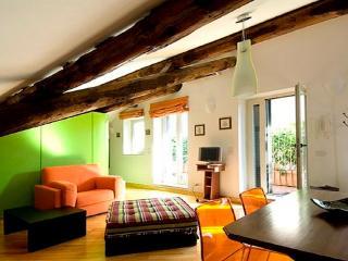 Wonderful loft in Liberty Bld., Rom