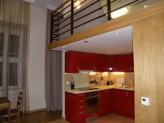 kitchen + 2nd mezzanine