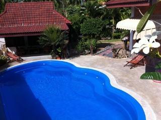 Utopia piscine vu montagne 2 a 4 chambres