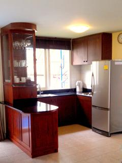 Kitchen - recently extended with all mod cons