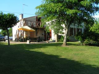 Riverview.  Holiday home near Bergerac