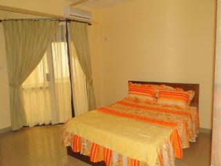 Airconditioned Bed room