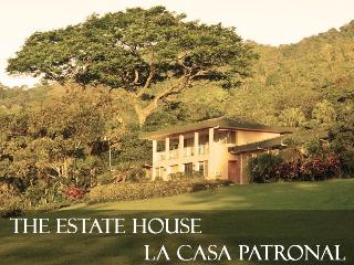 Finca El Zapote - Estate House