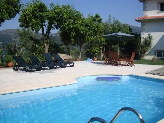 Villa with swimming pool, close to Geres & Braga, Terras de Bouro