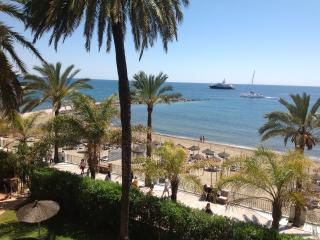Beachfront Marbella Town Skol
