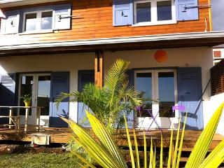 Villa of scalars, La-Saline-les-Bains