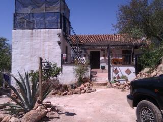 Casa La Frontera, Los Romanes