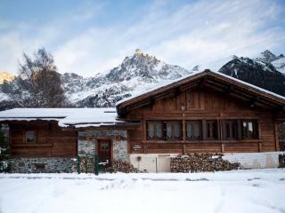 Chalet Maverick, Chamonix