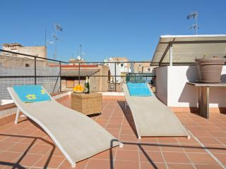 Palma Penthouse at 850mt beach, Palma de Majorque