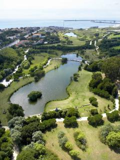 Oporto City Park at 150 meters