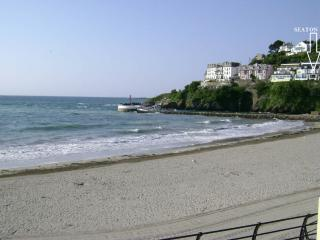 Seaton is located overlooking East Looe beach and river