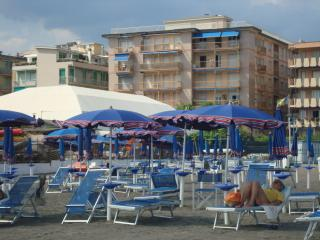 New flat in front of  the beach, Chiavari