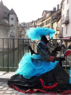 Annecy has so many events. The Carnival is typical