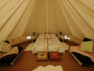 Spacious 5m Bell Tent