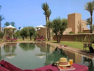 Villa Mansour, Marrakesh