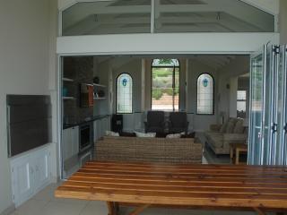 Patio to main lounge