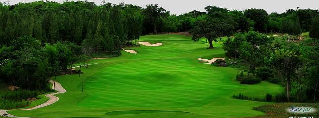 Hua-Hin Golf course