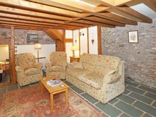 Heron Cottage living room