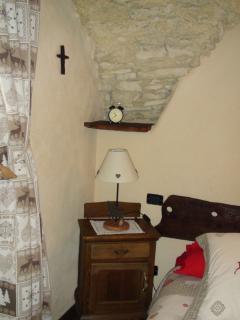 Camera da letto matrimoniale _ dettagli