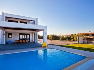 Rhodes Beach Villa ***** - Luxury waterfront house with private beach access