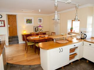 Kitchen - dining room.