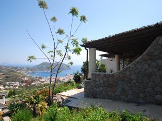 Villa passion Lipari island