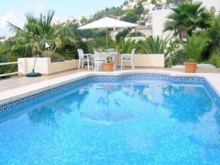 Rent-a-House-Spain, Villa 4 pers. sea view golf, Altea la Vella