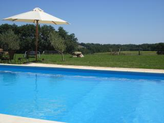 swimmingpool domaine Mounoy