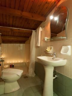 Superior room- bathroom