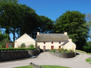Treberfedd Farm - Thatched Cottage