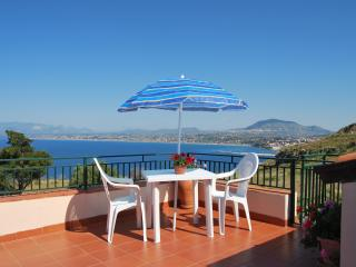 Villa con vista sul Golfo di Castellammare