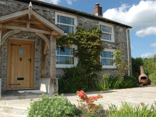 Aberllech - Cosy Stone Cottage set in small Village near Woodland walks