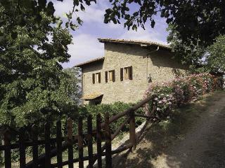 Villa Treggiano, Pian di Sco