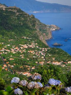 viewpoint of São Jorge, 10 minutes from the house