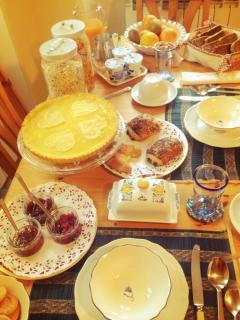 Your morning breakfast..