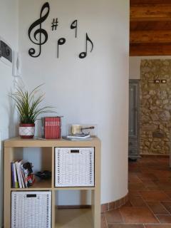 Ingresso appartamento Faber