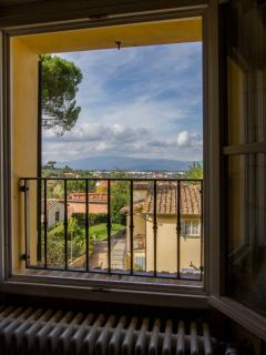 LIMONAIA - View from bedroom 2