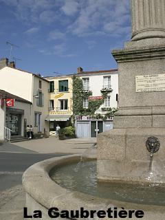 Village of La Gaubretiere